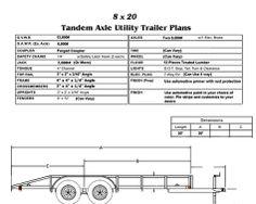 Super 33 Best Trailer Design Images Trailer Plans Trailer Build Wiring Digital Resources Anistprontobusorg