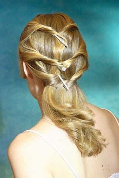 evening hairstyles - Google Search