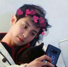 Kaisoo, Chanbaek, Baekhyun, Chanyeol Cute, Park Chanyeol Exo, Exo Ot12, Kpop Exo, Exo K, Z Cam