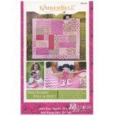 Mini Kimmy Doll & Quilt Pattern