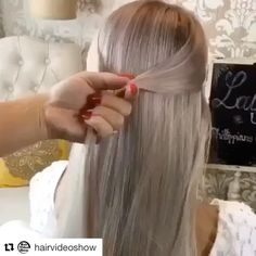 #look n' learn @beautycodeme @beautycodemena #Repost @hairvideoshow with @repostapp ・・・ Bridal styling by @lalasupdos 👀Watch @hairvideoshow @hairacademytv ❤️❤️👉Follow: @hairvideoshow 💜💙 #love #girl #beautiful#smile #fashion #amazing #style #loveit #art #beauty #pretty #hair #cool #hot #happy #me #instagood #women #fashion #summer #instalove #balayaje #ombre #color #haircut #bighair #blonde #bighair
