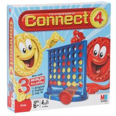 Connect 4 | Family Board Games | Games Paradise Australia