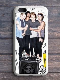 5 Seconds Of Summer Stereo iPhone 5C Case