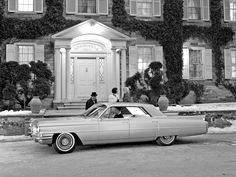 Pictures of Cadillac Sixty-Two 4-window Hardtop Sedan (6239N) 1963 (2048 x 1536)