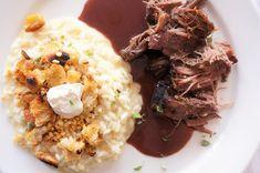 Puistolan bistro: Pääsiäismenu Beef, Food, Meat, Eten, Ox, Ground Beef, Meals, Steak, Diet