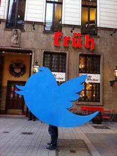 Alle Bilder der @denkwerk #twithubcgn Aktion