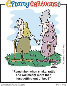 Remember when shake, rattle and roll meant more than just getting out of bed?