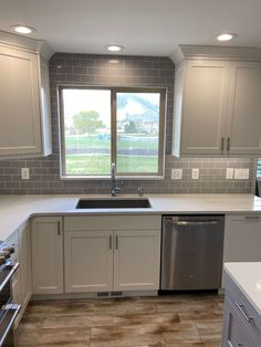 Kitchen Expansion Before And After, Kitchen Remodel Before And After, Diy Kitchen, Kitchen Decor, Kitchen Design, Kitchen Ideas, Cuisines Diy, Cuisines Design, Kitchen Cabinet Remodel