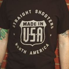 Straight Shooter - Made in USA