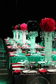 Fire and Ice Decor by AY