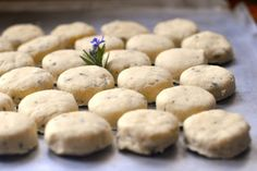 Rosemary biscuits #Gourmetillo loves...!!!