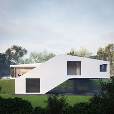 House Hafner by Hornung and Jacobi Architecture | KARMATRENDZ
