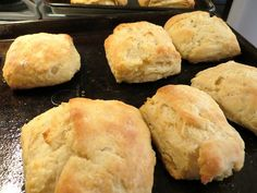 """Angel Biscuits. """"They're either the fluffiest, most fragrant biscuits you've ever tasted or the most tender, buttery rolls you've ever had."""""""