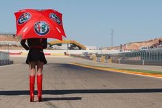 Alfa Romeo - In the Shade