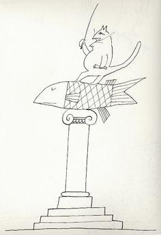 Animalarium: Saul Steinberg