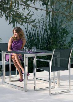 NINIX Garden Chair By ROYAL BOTANIA Design Kris Van Puyvelde