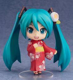 Kimono Miku Nendoroid