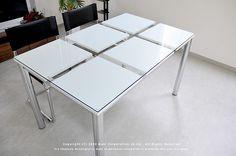 【楽天市場】ダイニング> ガラスダイニングテーブル:J.パルス(インテリア家具・雑貨)