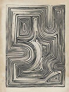 30 x 40 Tribal Pattern II (IBG)