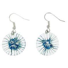 earrings glass - Google Search