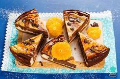 Receta de Tarta de naranja y chocolate sin horno #RecetasGratis #RecetasdeCocina #RecetasFáciles #Postres #PostresFáciles #Desserts #PostresCaseros #Chocolate