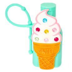 Ice Cream Hand Sanitizer & Holder