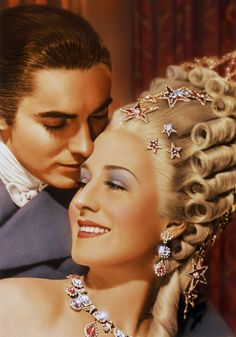 Tyrone Power and Norma Shearer star in Marie Antoinette (1938) back in print from the Warner Archive