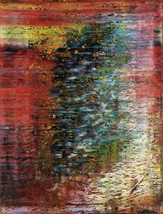 Abstraktes Bild / Gerhard Richter