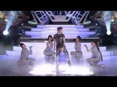 Justin Bieber - Boyfriend & As Long As You Love Me Live Teen Choice Awards (LIVE TCA 2012) - YouTube