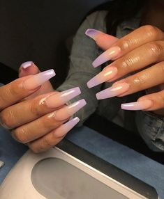 This series deals with many common and very painful conditions, which can spoil the appearance of your nails. But for you, nail technicians, this is not a problem! SPLIT NAILS What is it about ? Nails are composed of several… Continue Reading → Aycrlic Nails, Dope Nails, Fun Nails, Hair And Nails, Nails 2018, Matte Nails, Glitter Nails, Best Acrylic Nails, Acrylic Nail Designs