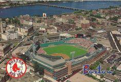 Fenway Park Boston, Massachusetts, USA