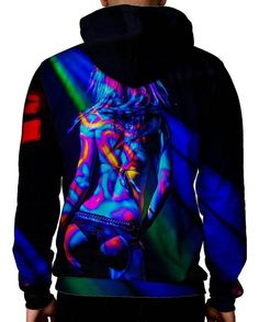 Centre Stage Rave Hoodie for Guys