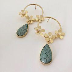 Drop Earrings, Jewelry, Fashion, Women, Moda, Jewlery, Jewerly, Fashion Styles, Schmuck