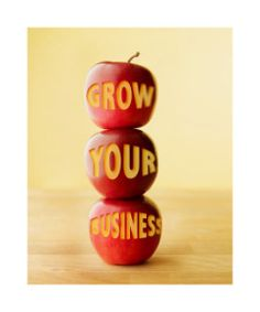 Growing Your Business - Great picture! Let's all start growing our business. #business #affiliatemarketing