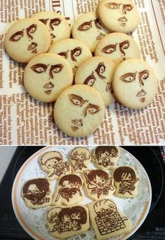 Attack on baking