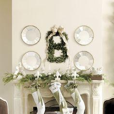 Ballaed Design Spruce Alphabet Wreath
