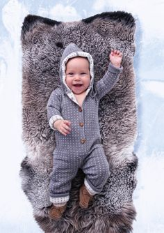Mole - Little Norway collection: fairy & precious knitwear made by Nordic feeling
