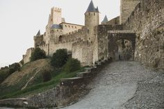 Carcassonne - The ca