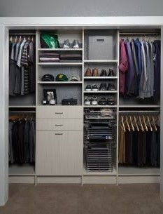 40 Fabulous Closet Designs And Dressing Room Ideas Small Closet Design, Custom Closet Design, Small Closets, Custom Closets, Closet Designs, Dream Closets, Open Closets, Small Wardrobe, Dressing Room Closet