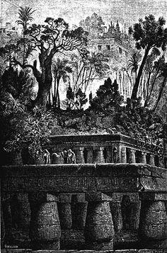 Babylons hengende hager