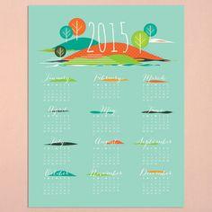 Seasons 2015 Calendar