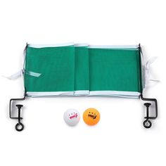 High Quality Professional Table Tennis Table Net With 2 Ping Pong Balls Posts Ping Pong Strong Mesh Net. Tennis Table, Mesh Netting, Racquet Sports, Balls, Strong, Posts, Messages