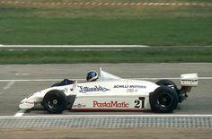 1981 Fittipaldi F8C Chico Serra