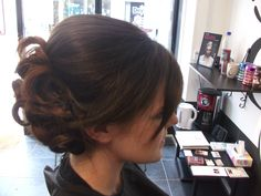 up do - Hair By Laura Hughes