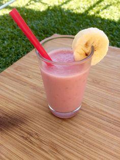 Recette de Milkshake fraise banane - Conseils de mamans - Cuisine de bébé - Avis de mamans