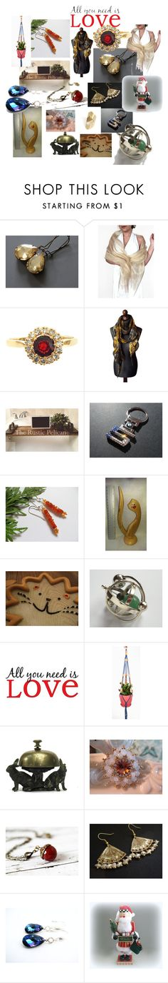 """""""All you need is love and gifts"""" by anna-recycle ❤ liked on Polyvore featuring BMW, Brewster Home Fashions and Reception"""