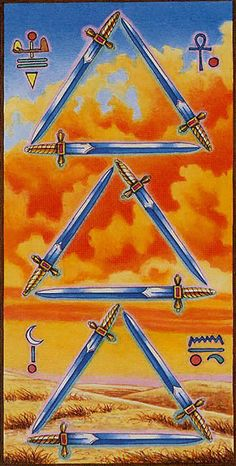 tarot ibis ; le jeu