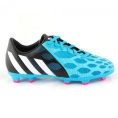 adidas Predator Absolado Instinct Firm Ground Junior Football Boots Solar Blue
