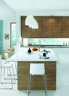 Le minimalisme moderne à son meilleur grâce aux armoires SOFIELUND.