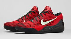"Tomorrow the Nike Kobe 9 Elite Low ""University Red"" releases and if you miss out on the Lebron 11 ""What The Lebron"", this a great reconciliation prize."